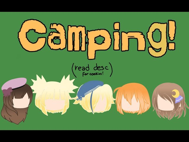 Camping! | A gacha life horror movie | Please read desc!