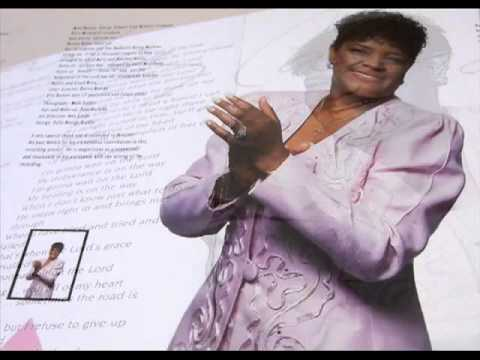 Shirley Caesar - Peace In The Midst Of The Storm Lyrics