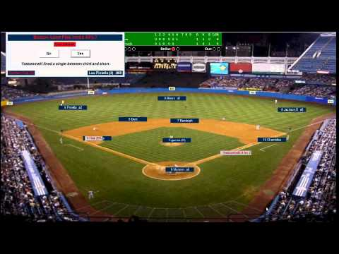 1978 Baseball Game Test