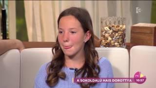 Hais Dorottyáéktól hollywoodi sztár kért közös szelfit - tv2.hu/fem3cafe
