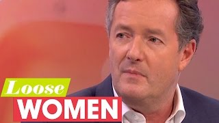 Piers Morgan Defends His Friendship With Donald Trump   Loose Women