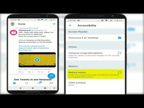 How To Stop Twitter Feeds Automatic Refreshing On Android Device