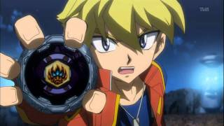Metal Fight Beyblade 4D Episode 127  The Shapeless Blader