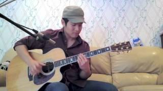 Call Me Maybe (Carly Rae Jepsen) - Solo Fingerstyle Acoustic Guitar - Andrew Chae