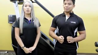 Anytime Fitness Miller: Life Fitness Powermill - Awesome Leg Exercise Machine