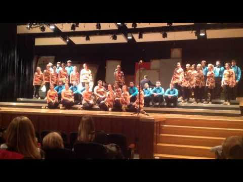 WCHS Music in Motion 2 2015