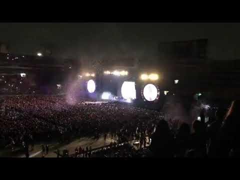Shakira - Live - (Despedida) - Monterrey 2018 EL DORADO WORDL TOUR