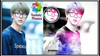Toolwiz Photos Manipulation - Professional Editing Tips And Tricks (Andriod Mobile)