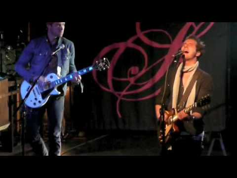 Secondhand Serenade - Like A Knife (Live in Charlotte 11.8.2008)