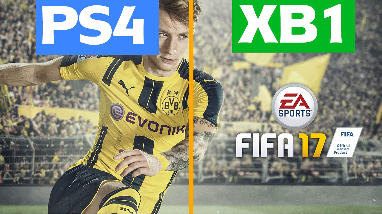Fifa 17 VS PES 17 Review: Which Should You Buy? - YouTube