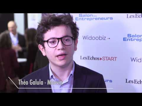 [Pitch de Start-up] Théo Galula - Moovin