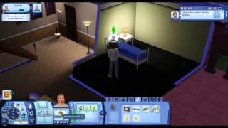 Reto Sims 3| Byron Errante - Capitulo 2: Nuestro amigo especial