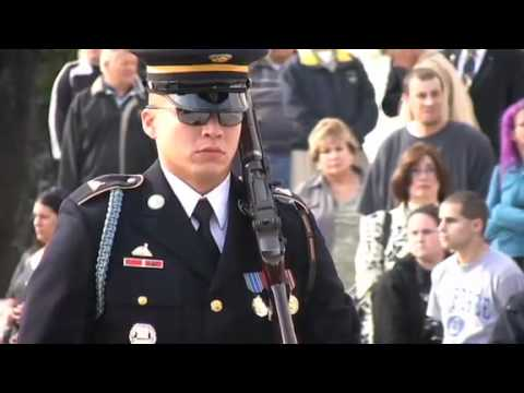 The Old Guard: Scenes from Arlington National Cemetery