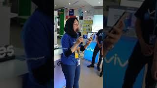 GILAAA SUARANYA 😍TERDIAM SEPI COVER SELY SPG SAMSUNG