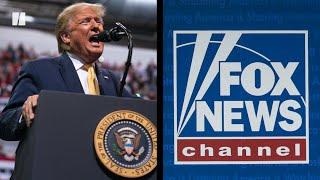 Trump's Fox News Obsession