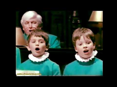 Let all the world (Vaughan Williams): Carlisle Cathedral 1999 (Jeremy Suter)