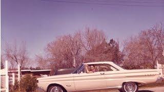 Garage Find: 1964 Mercury Comet Cyclone 289 4 Speed Part 2