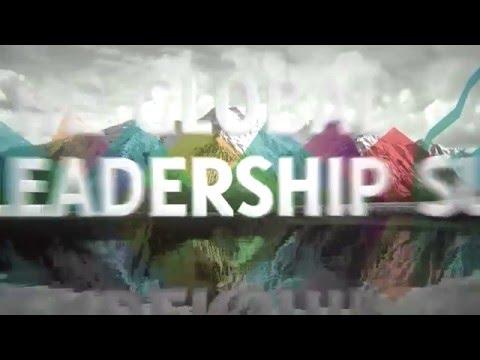 Impressie Global Leadership Summit 2015