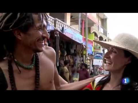 Raquel Salvador - Españoles en el mundo  Goa India