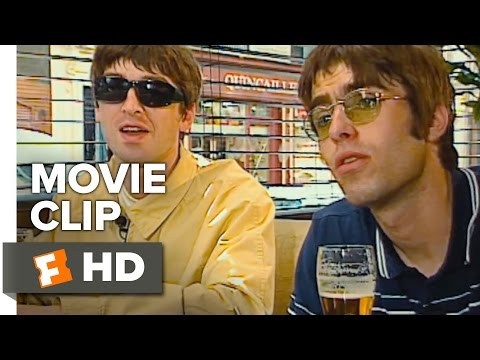 Oasis: Supersonic Movie CLIP - Bad Boys Reputation (2016) - Oasis Documentary