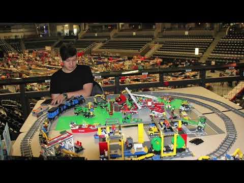 nebraska-iowa railroaders annual Train and Toy Show at Ralston Arena