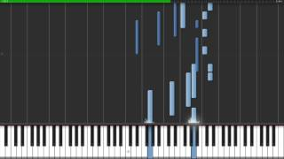 Chris Brown - Don't Wake Me Up Piano tutorial (100%) Synthesia Piano Tutorial