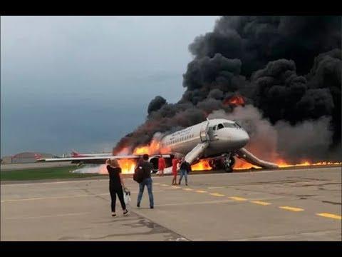 Расследование катастрофы SSJ-100.