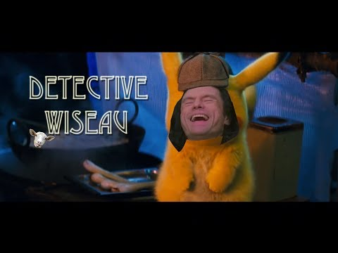 POKÉMON Detective Pikachu TRAILER But It's Tommy Wiseau (2019)