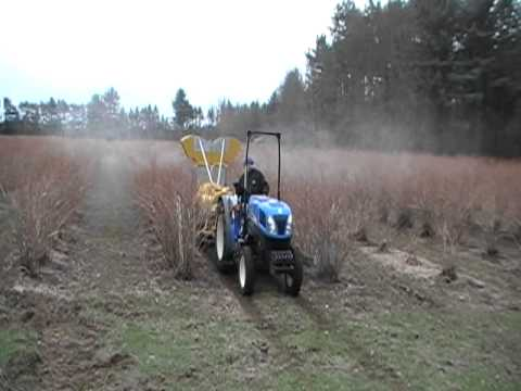 John Deere Sprayer >> SJ-32 300 gallon short stack blueberry & vineyard sprayer ...