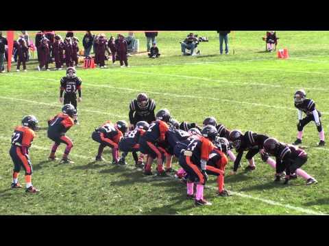 2012 Clarence Bulldogs Freshmen Maroon Vs Lockport