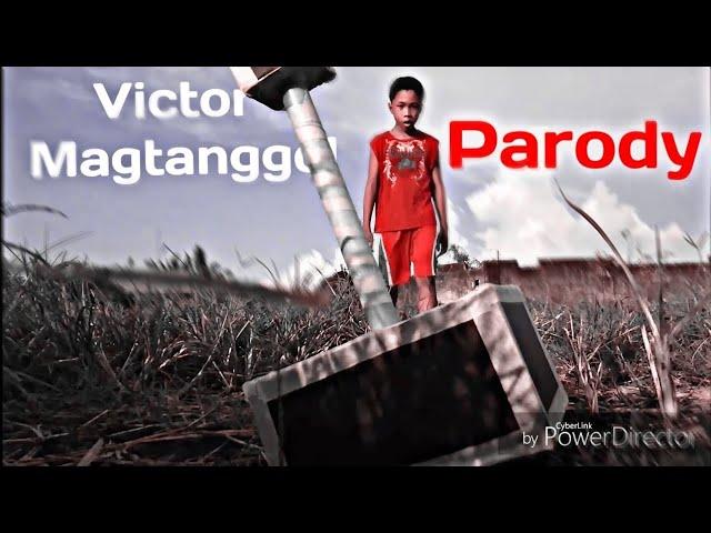Victor Magtanggol parody