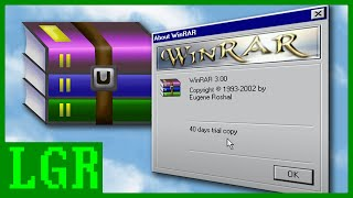 Registering WinRAR in 2021: How Far Back Does It Work?