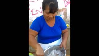 Ceviche de Caballa Piura Sra Maria
