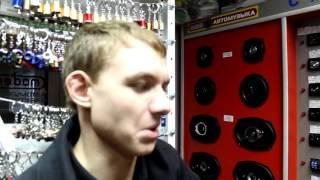 обзор автомобильной акустики JBL Stage 600C