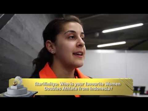 Smashing Stars II #2 Online with a star - Carolina Marin