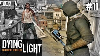 Dying Light Gameplay PC PL / FULL DLC [#11] NOWE Miasto, DUŻE /z Skie