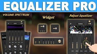 Equalizer Pro - Volume Booster & Bass Booster | Promo Video | Play Store screenshot 4