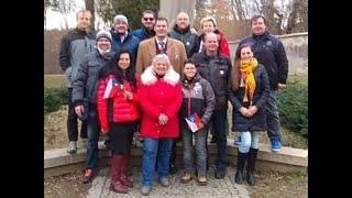 Občanské hnutí v Jindřichově Hradci - projevy řečníků a diskuse s občany (13.3.2021)