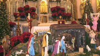 Polish Midnight Mass Pasterka St.Hedwig