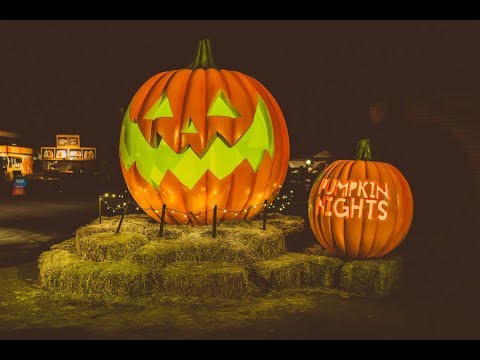 The Salt Project and Pumpkin Nights 2018 Discount Tickets
