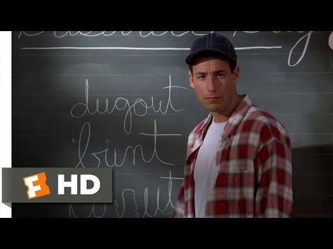Billy Madison 411 Best Movie Quote Peed Pants 1995