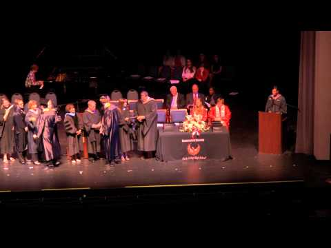 Brunswick County Early College High School Graduation 2015