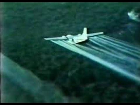 Chemtrails/Geo Engineering Used In Vietnam Footage