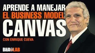 Aprende a manejar la herramienta Business Model Canvas con Enrique Cueva