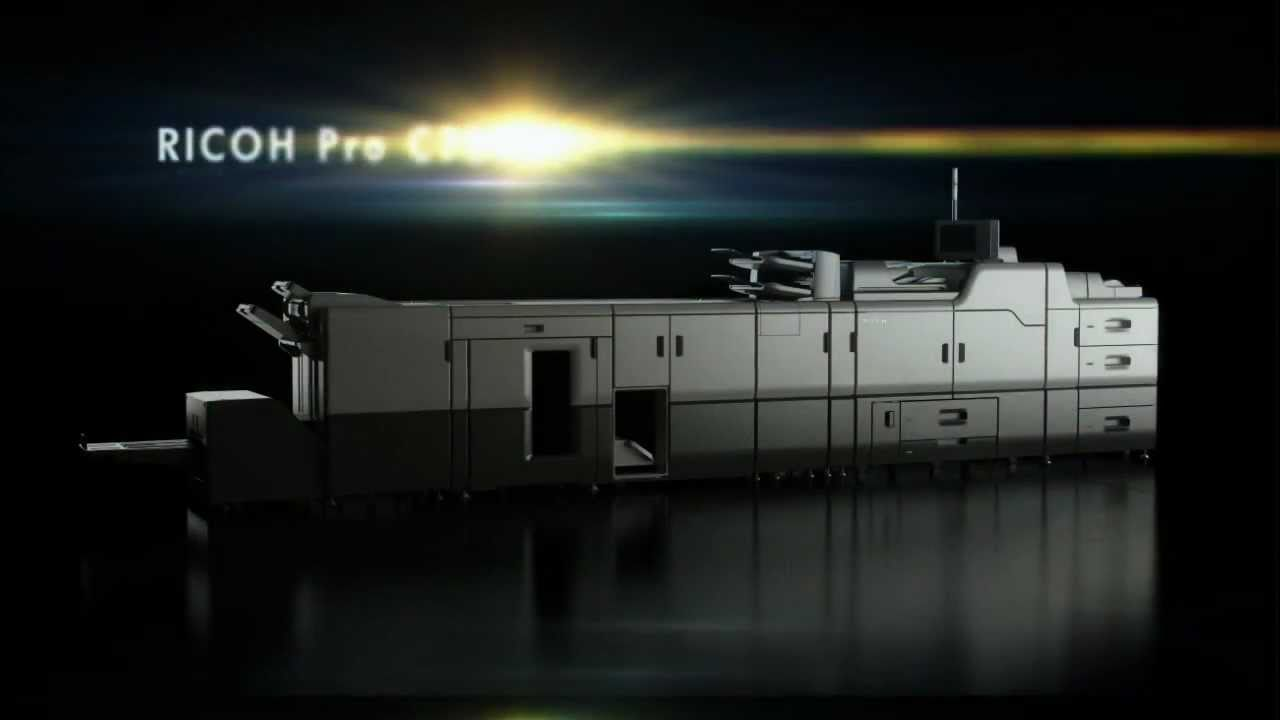 Ricoh Launches Three New Best-in-class Light Production Digital Presses