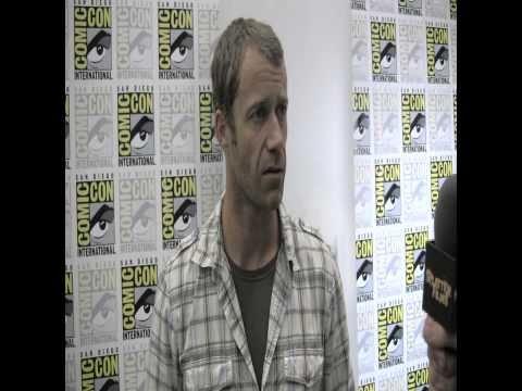Eureka  Season 4: ComicCon 2010 Exclusive: Colin Ferguson