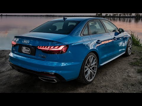 NEW! 2020 AUDI A4 45TFSI QUATTRO - BETTER THAN THE S4 TDI? In Beautiful Details (B9.5)