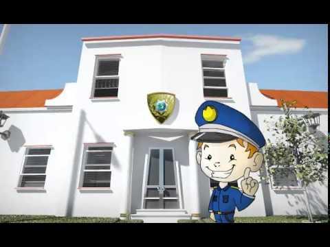 Te gustara ser polica cuando crezcasMensaje para nios  YouTube