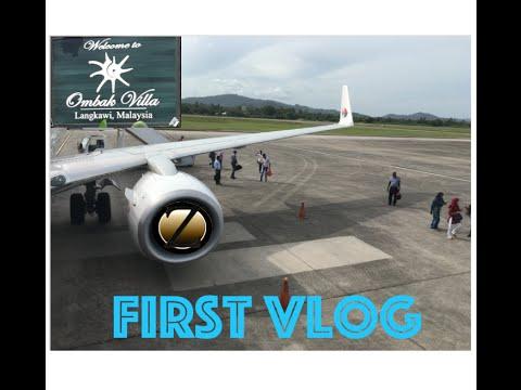 Travel Vlog Series Begins Here   Malaysia & Langkawi 2016