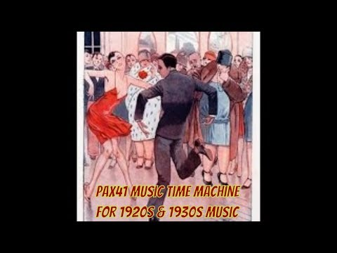 Create A Roaring 20s Flapper Party With Vintage 1920s Music @Pax41
